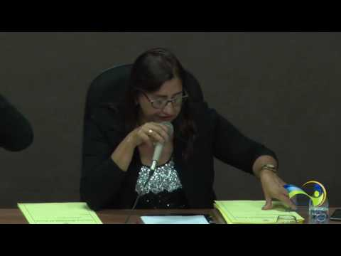 Reunião Ordinária do dia 05/12/2016