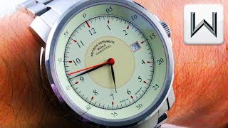 Muhle Glashutte M 29ER Classic M1-25-57-MB Luxury Watch Review