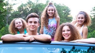 Haschak Sisters - When A Girl Likes A Boy (Behind-the-Scenes!)