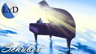 Schubert Música Clásica Relajante de Piano para Estudiar y Concentrarse, Trabajar, Relajarse, Leer