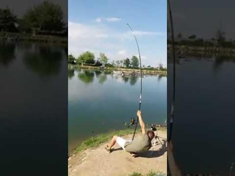 Video di Novosibirsk di pesca
