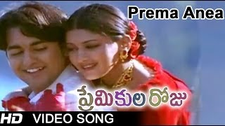 Prema Ane Pariksha Full Video Song || Premikula Roju Movie || Kunal || Sonali Bendre || A.R.Rahman