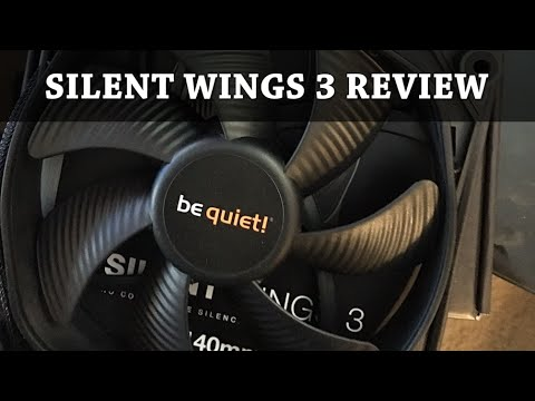 Download Be Quiet Silent Wings 3 Review And Noise And Cooling Perfor