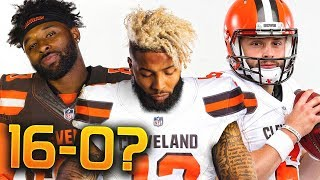 How will the 2019 Cleveland Browns do?