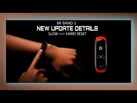 Mi Band 3 Firmware Update v2 0 0 4 - игровое видео смотреть
