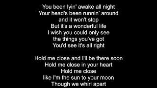 Joshua Radin - Worlds Apart (Lyric Video)