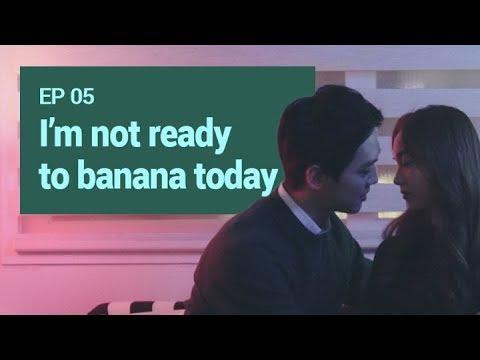 Dnes nejsem připravena banánovat