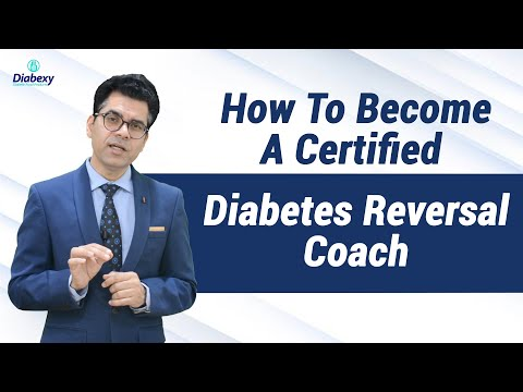 How to become a Certified Diabetes Reversal Coach   Diploma in ...