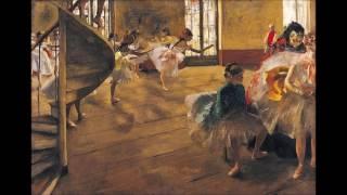 Brief History Of Edgar Degas For Kids