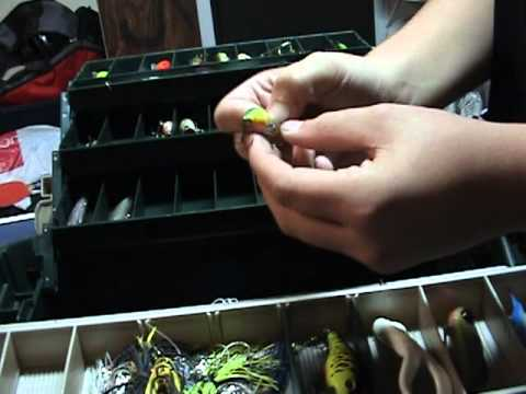tackle box review on lures