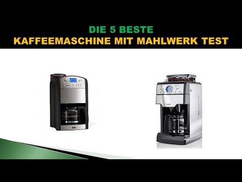 Beste Kaffeemaschine mit Mahlwerk Test 2019