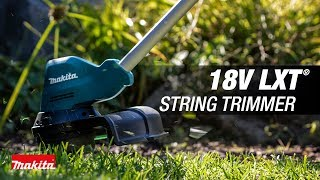 MAKITA 18V LXT® Brushless String Trimmer - Thumbnail