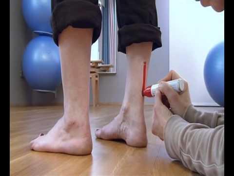 Technik bazylhana dyusupova der Osteochondrose