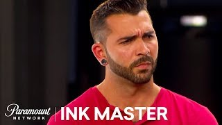 Interlocking Forearm Tattoos Elimination Tattoo Part II | Rivals (Season 5)