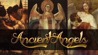 Ancient Angels - Oldest Angel Paintings