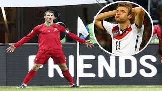 Download Video 5 Great National Teams DESTROYED By Cristiano Ronaldo MP3 3GP MP4