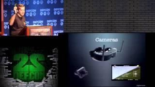 DEF CON 22 - Glenn Wilkinson - Practical Aerial Hacking & Surveillance