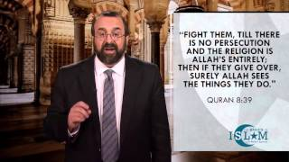 <h5>04. Violent Verses in the Qur'an</h5><p>Jihad Watch director Robert Spencer on the Violent Verses in the Qur'an</p>