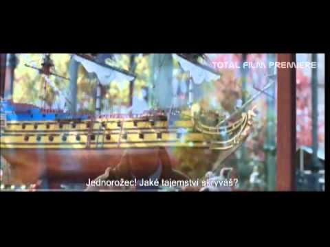 Tintinova dobrodružství: Tajemství jednorožce (2011) český trailer