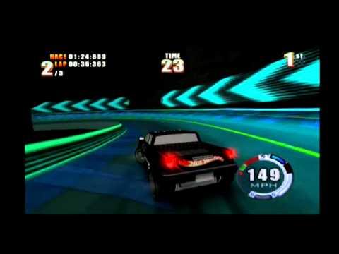 Swapped Music (Hot Wheels Stunt Track Challenge: Black Widow)
