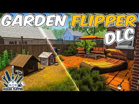 House Flipper - GARDEN FLIPPER DLC! ZNAMY DATĘ!
