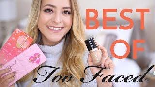 Best & Worst: TOO FACED Makeup | Fleur De Force - Video Youtube