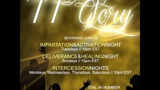 77 Days of Glory - 6/28/2015: Deliverance From Emotional Hurt