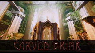 Skyrim Quest Mod: Carved Brink, Snow Elf Fortress (3/5)