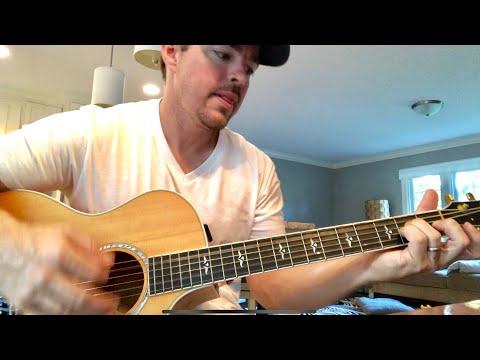 A Little More Summertime Jason Aldean Beginner Guitar Lesson
