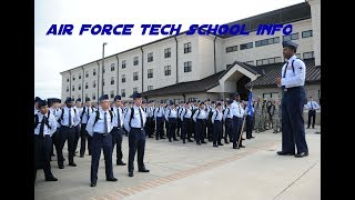 What To Expect At Air Force Tech School!