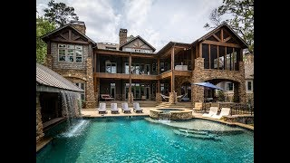 Riezl Baker Presents $3.95 Million Dollar Luxury Lakehome At Reynolds Lake Oconee