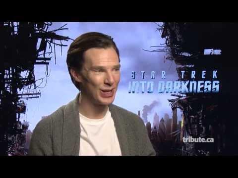 Benedict Cumberbatch - Star Trek Into Darkness Interview HD