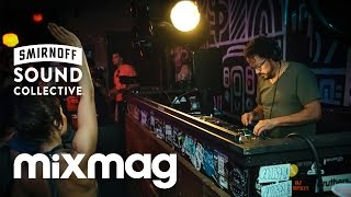 MARK FARINA groovy house set in The Lab NYC