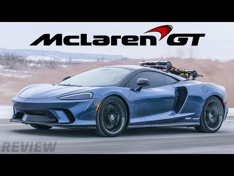 External Review Video knyWfA__OyU for McLaren GT Sports Car