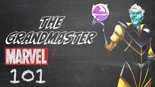 Grandmaster – Marvel 101