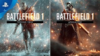 Road to Battlefield 5: Turning Tides and Apocalypse Giveaway Trailer   PS4