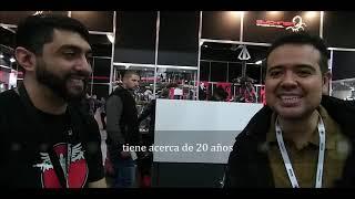 Entrevista Capitan ICS Francia