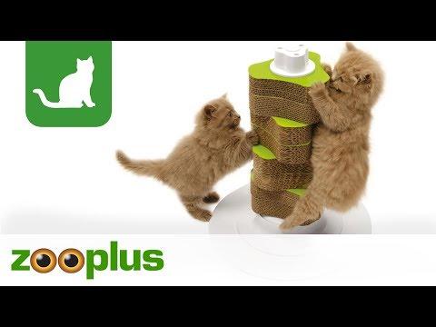 Kratzer für Katzen | Catit Senses 2.0 Scratcher | zooplus