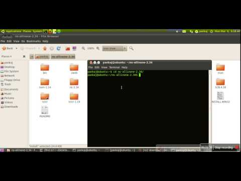 Ns2 Tutorials -- Learn simulation using ns2