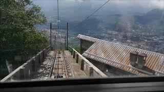 Riapre la funicolare di Montevergine, torna il turismo in Irpinia