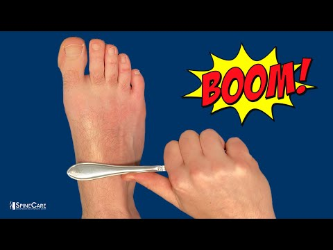 How to Relieve Foot Pain in Less Than a Minute