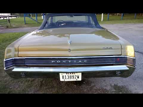 Video of 1965 Pontiac GTO Offered by a Private Seller - QC61
