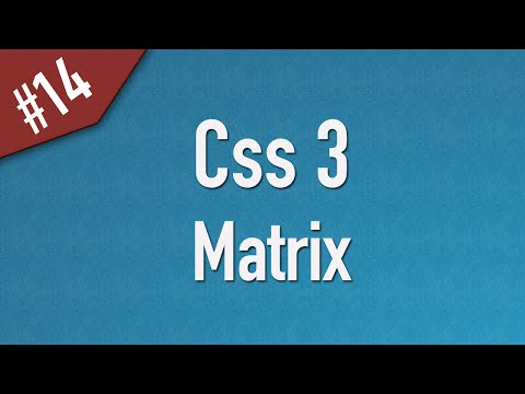 تعلم CSS3 القائمة #1 الفديو #14