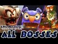 Epic Mickey 2: The Power Of Two All Bosses Boss Fights