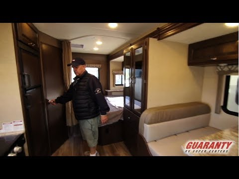 2019 Thor Four Winds 24 BL Class C Diesel Motorhome Video Tour • Guaranty.com
