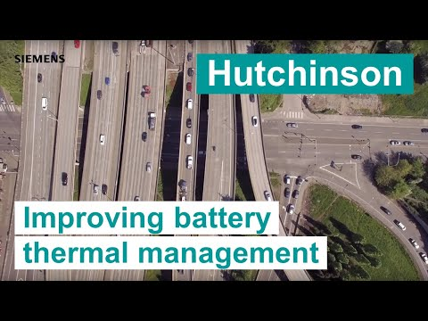 Hutchinson - Optimizing vehicle energy efficiency and cabin comfort