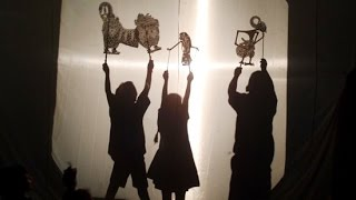 Shadow Puppetry Workshop for Young Children