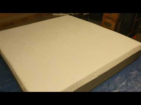 Review of Better Homes and Gardens 12″ Gel Infused Memory Foam Mattress
