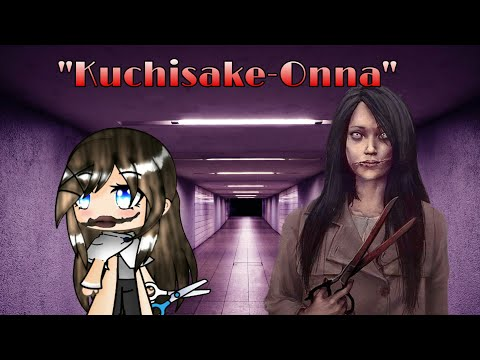 Kuchisake-Onna(Slit-Mouthed Woman) | Inspired by SNARLED and a Website/Page | Gacha Life | 1/2