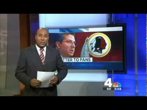 Redskins Owner Dan Snyder Sends Letter Defending Redskins to Fans